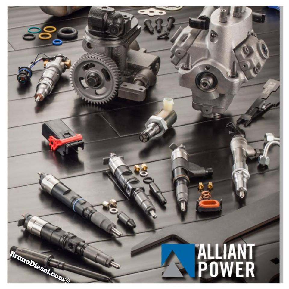 Alliant Power catalogo 2015