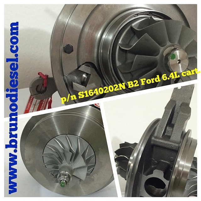 CARTUCHO S1640202N HPRESS 2VS TURBO FORD 6.4L